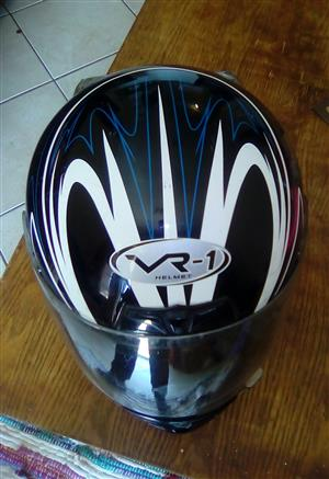 VR1 Antman Full Face Helmet
