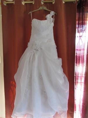 URGENT Wedding dress stock for sale