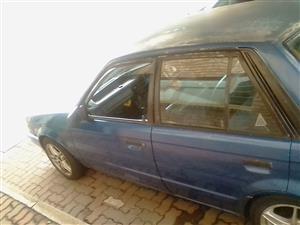 1989 Mazda 323