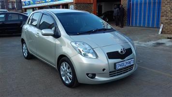 2010 Toyota Yaris 1.3 T3+ 5 door