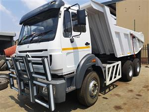 Powerstar 10M3 Tippers Clearance Sale for March only