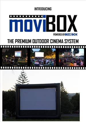 Easily Earn per night with our own popup cinema system