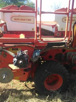 Kuhn Metassa SDM 2227/29 4.6m No till Wheat,soybean,fine seed planter