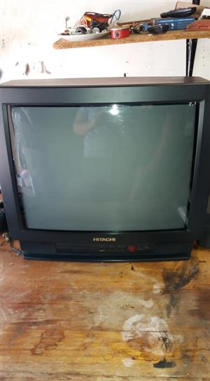 Hitachi box tv