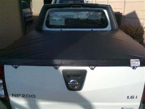 NP200 Bakkie cover sails for sale