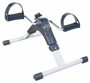DRIVE Medical Pedal Exercise for legs and or arms with LCD Display Monitor - Ideal for older persons