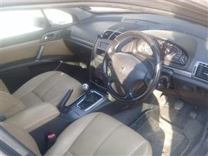 2004 Peugeot 407 2.0HDi SW ST Comfort