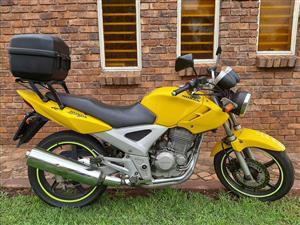 2006 Honda CBX