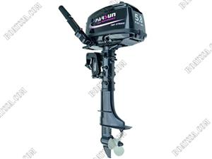 (C) PARSUN OUTBOARD F5HP LONG SHAFT