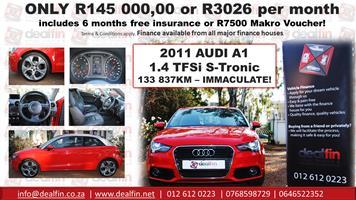 2011 Audi A1 1.4T S
