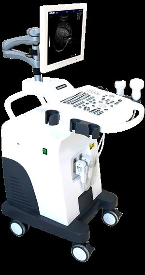 Full-Digital Trolley B/W Ultrasound System R59000