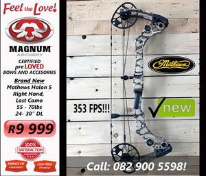 MATHEWS HALON 5 Hunting Bow | Junk Mail