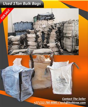 1 Ton Used Bulk Bags For Sale