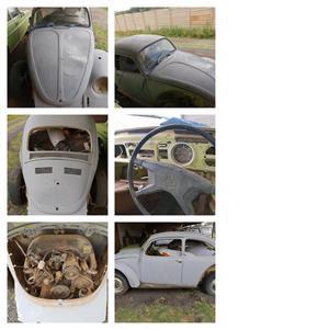 1975 VW Beetle 2.0