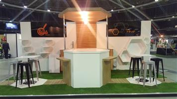 Custome Exhibition Stands & Hiring