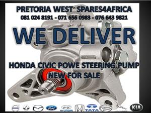 HONDA CIVIC POWER STEERING PUMP FOR SALE