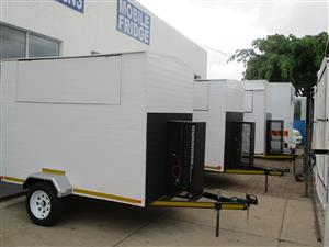 WINTER SALE ON OUR FOOD TRAILERS