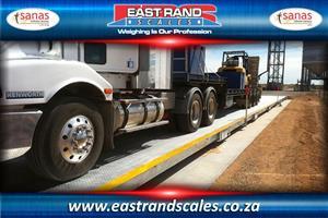 Titan Weighbridge For Sale Up To 24m - Starting at R145 000 ex VAT
