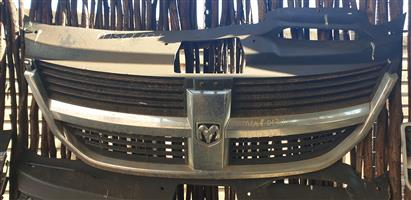 Dodge Journey Grilles