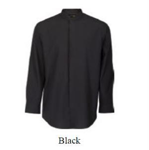 Mens Barista Lounge Long Sleeve - Black