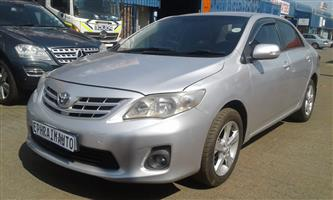 2011 Toyota Corolla 2.0 Exclusive
