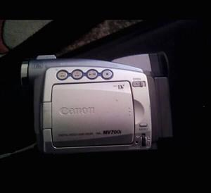 Cannon video camera