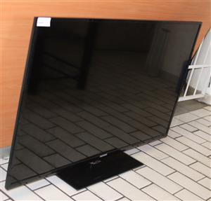 Telefunken 55 inch FHD LED tv with remote S031528A #Rosettenvillepawnshop