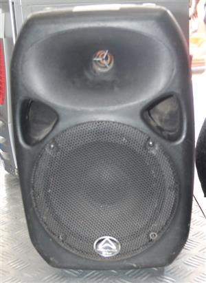 Wharfadale pro titan 8 active monitor speaker S031927A #Rosettenvillepawnshop