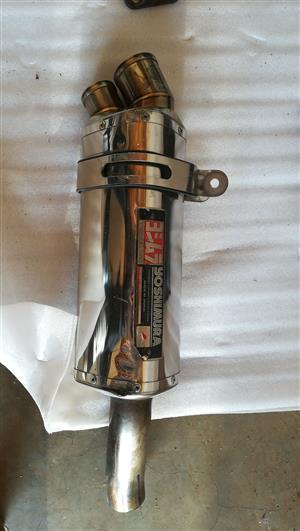 Yoshi Pipe R2000Neg