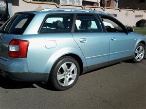2003 Audi A4 1.8T Avant Multitronic