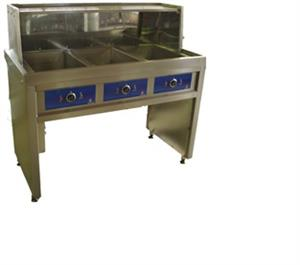 Fryer Heavy Duty 2 Divisions Electric