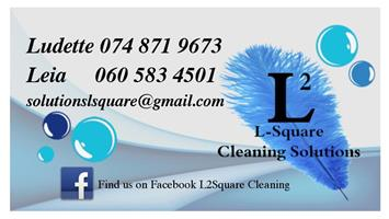 L-Square Cleaning Solutions.