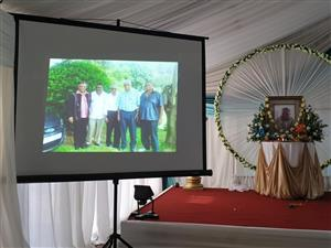 Projector hire/ photography & video