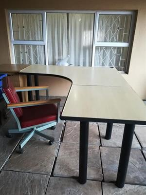 corner desk / table for sale