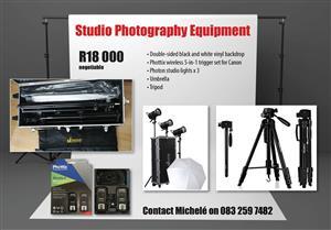 Photography / Studio Equipment