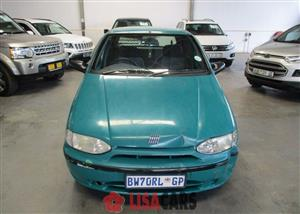 2001 Fiat Palio 1.6 EL 5 door