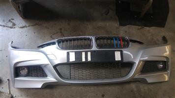 BMW F30 MSPORT F/L BUMPER