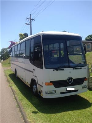 Atego 1017 Bus