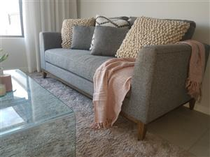 Upholstery . Curtain making . Cushion making . Roman blinds. And installations