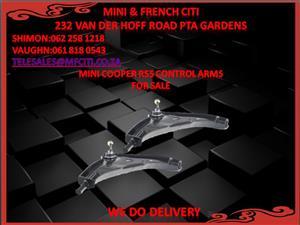 Mini cooper r55 control arms for sale.