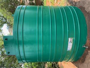 10000Liter Jojo Water tank