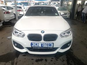 2015 BMW 1 Series 120i 5 door