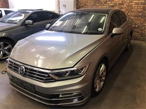 2017 VW Passat 2.0TDI Luxury R Line