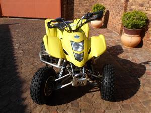 2005 Suzuki LTZ 400cc.