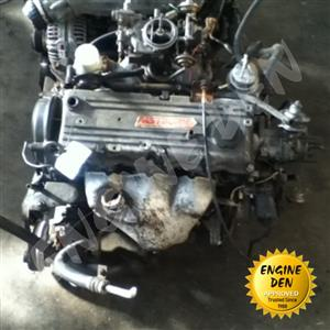 MAZDA 1.3/1.5 8 VALVE E3/E5 USED ENGINE