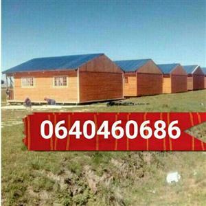 6x6 log cabin cost