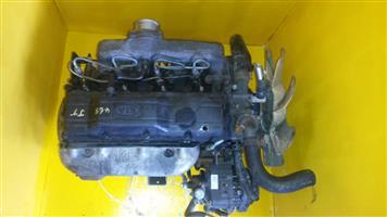 KIA- 2.7 DIESEL JT (ENGINE)
