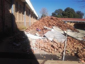 RUBBLE REMOVAL-DEMOLITION-SITE CLEARING- HOME AND COMMERCIAL SERVICES