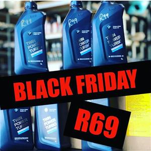 BLACK FRIDAY!!TWIN POWER OIL 1L