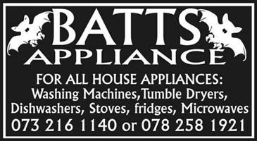 Batts Appliance Repairs